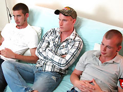 These straight boys say they can stay hard for hours. Can they?